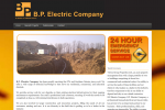 B.P. Electric Company