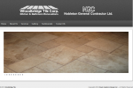 Woodbridge Tile Web Design